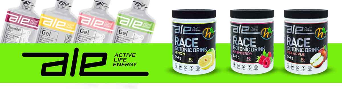 Ale energy gel
