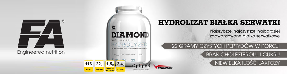 FA Diamond Hydrolyzed