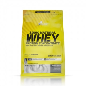 100% NATURAL WHEY PROTEIN CONCENTRATE 700g - Olimp Sport Nutrition